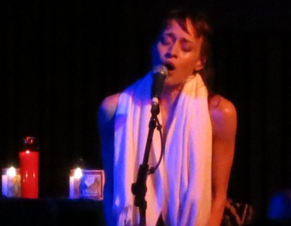 Fiona Apple, Central Presbyterian Church, Austin, Tex.