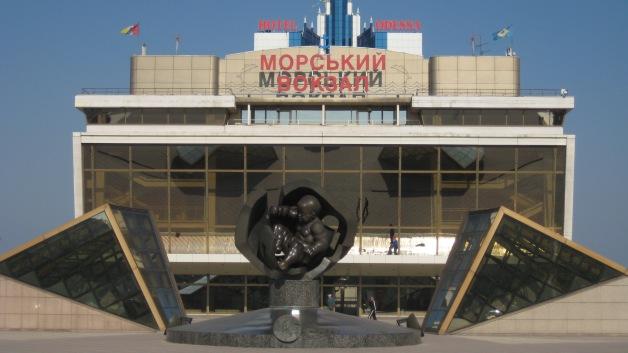 Odessa Waterfront