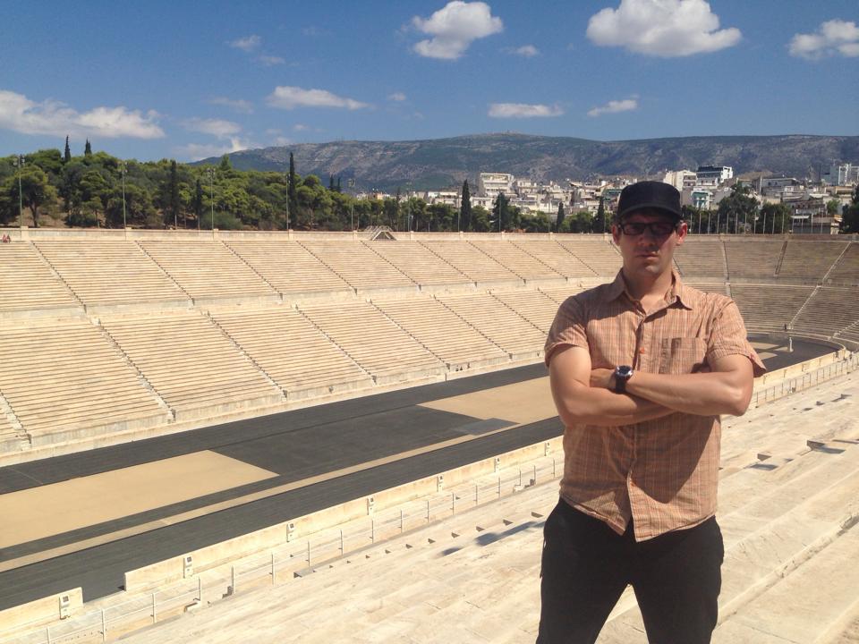 Hangin' Tough in Athens