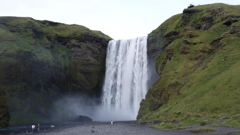 Skijor Falls, Iceland