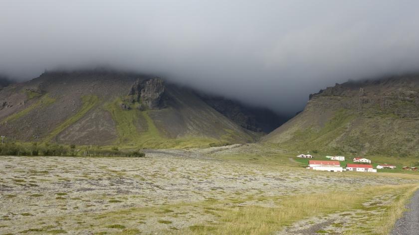 South Iceland near Vik.