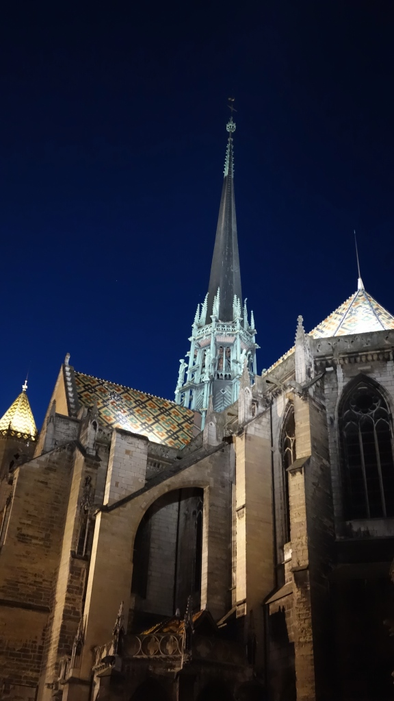 Saint-Benigne Cathedral.