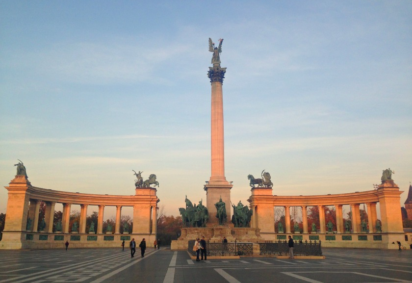 Heroes' Square: Celebrating 1,000 Years