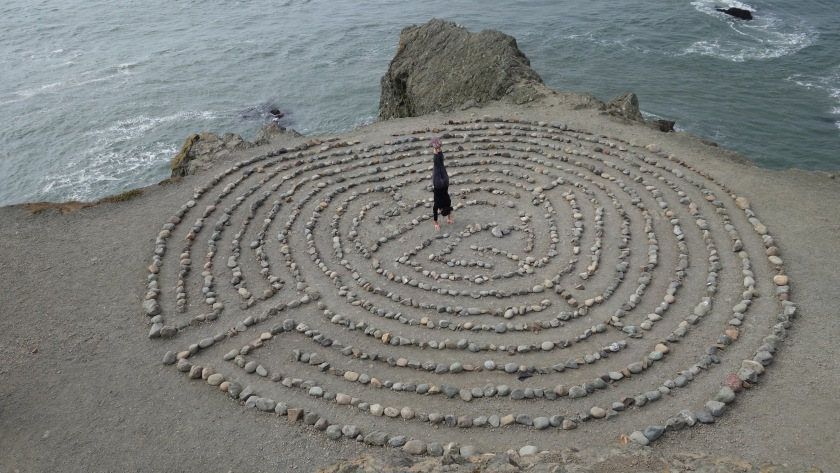 8. Lands End Labyrinth: Go off trail for this manmade seaside wonder