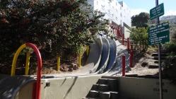 Seward Street Slides.