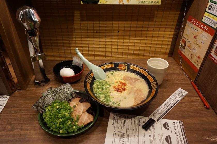 Classic Ramen in Tokyo