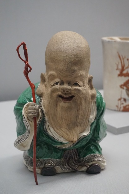 This Guy Represents Longevity: Find Him at the Tokyo National Museum