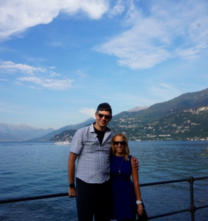 Panoramic Lake View from Bellagio